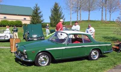 Alfa Romeo 2000 Vignale