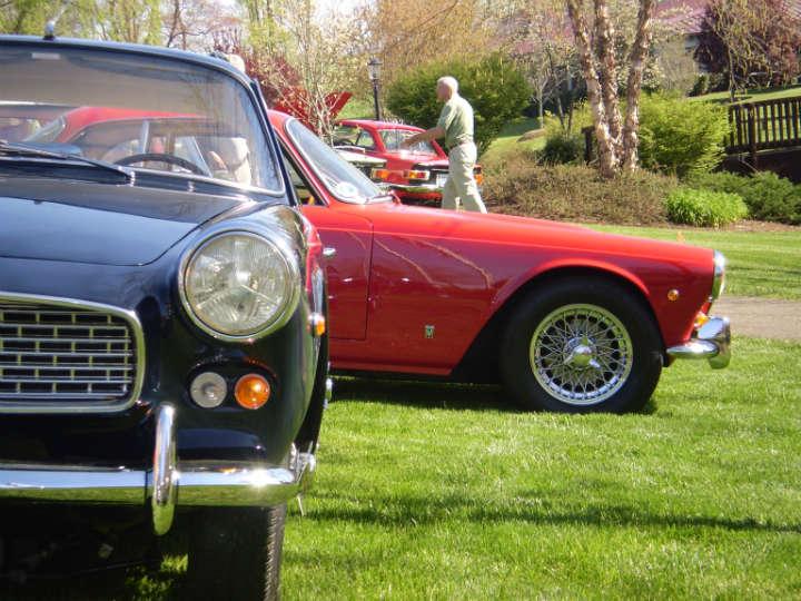 Triumph Italias