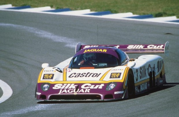 Silk Cut Jaguar XJR-9