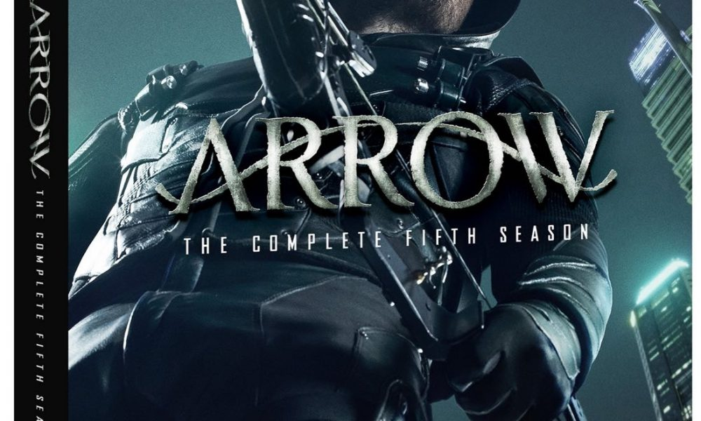 ARROW Season 5 Blu Ray And DVD Release Details SEAT42F