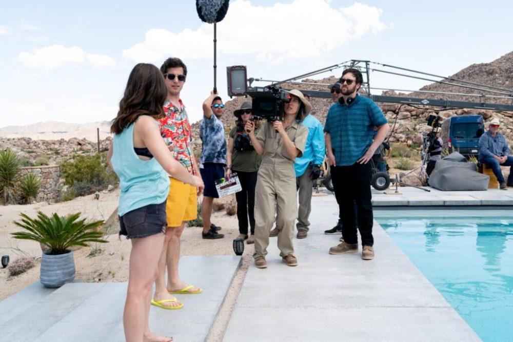 Star Andy Samberg sees 'Palm Springs' as fun twist on 'Groundhog ...