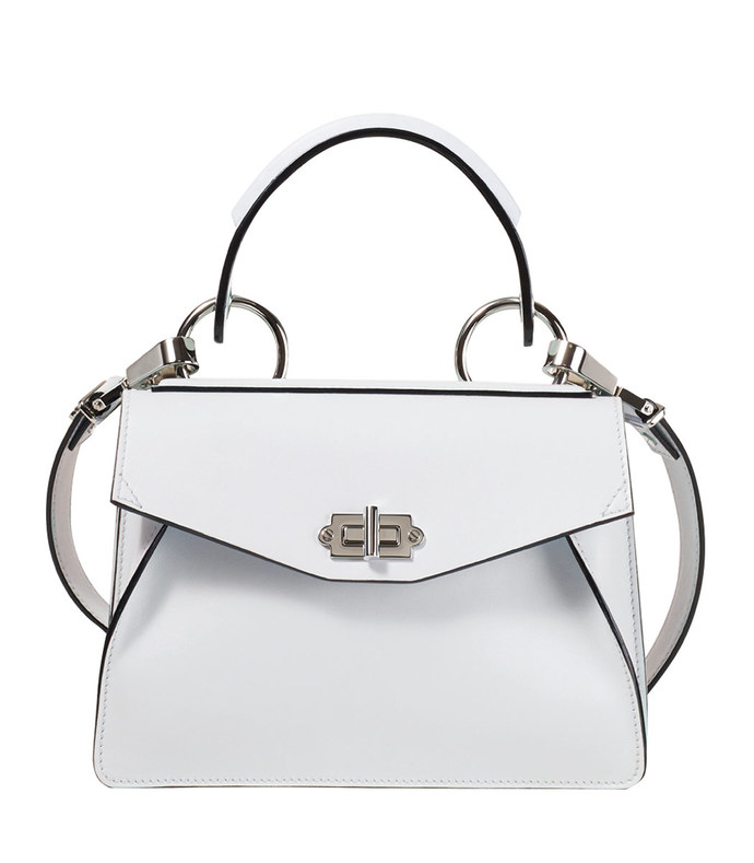 Proenza White 'Hava' Medium Bag $1950