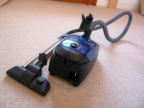 vacuum photo
