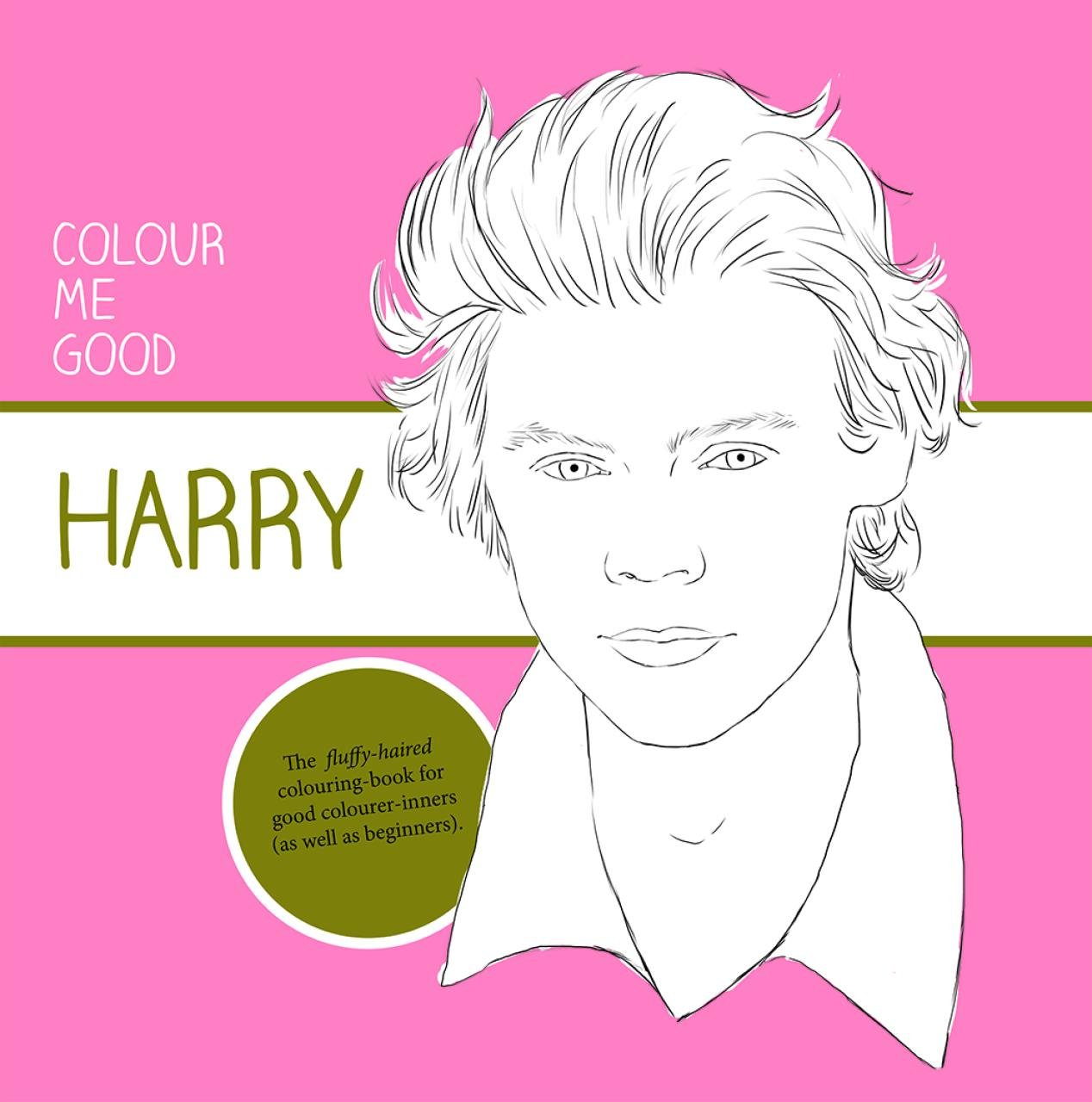 Pages Direction Harry One Coloring