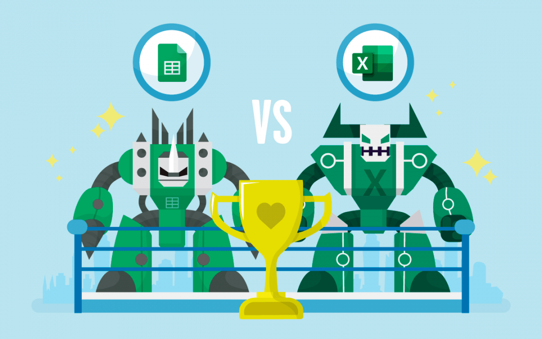 Google Sheets vs Excel: Which is better for digital marketing?