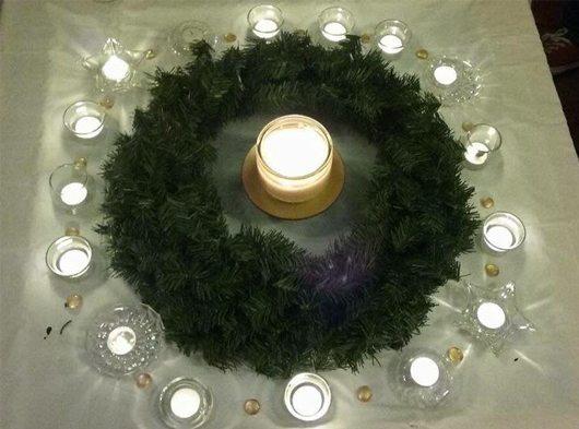 Spiritual Naturalists celebrate Winter Solstice 2015