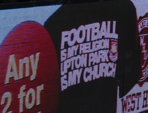 Can You Be Perfect? Football as an Allegory for Religion and Life