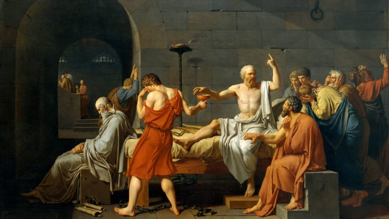The Natural Soul & Socrates