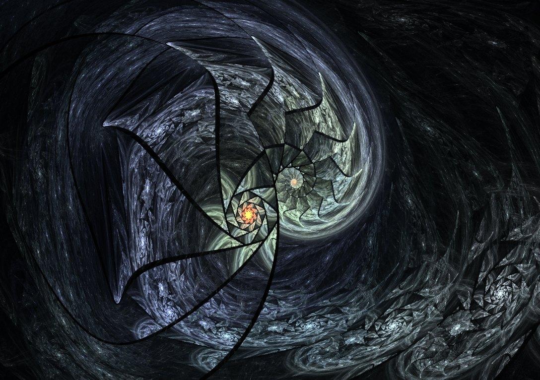 Fractal Art by Richard Schenk