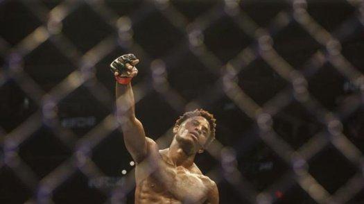 Calgary featherweight Hakeem Dawodu to fight on UFC 257 ...
