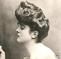 1900's Hairstyles - Gibson Girl