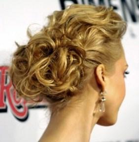 Women's Hairstyles - Updo