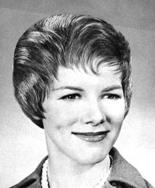 1950's Hairstyles - Pixie