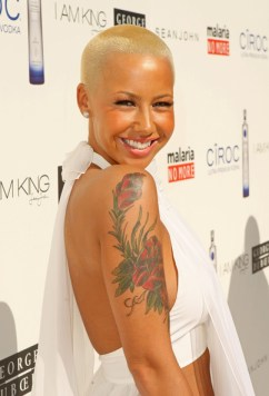 Women's Hairstyles - Woman Shaved Head