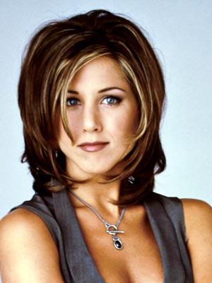 1990's Hairstyles - The Rachel
