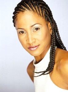 Women's Hairstyles - Cornrows