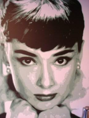 1950's Hairstyles - Audrey Hepburn