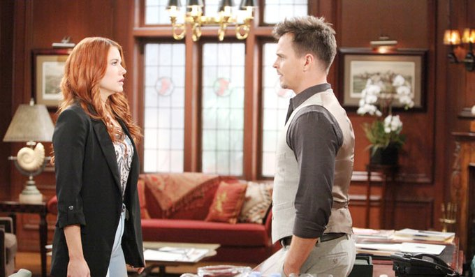 The Bold And The Beautiful Spoilers: Will Sally Turn Down Wyatt