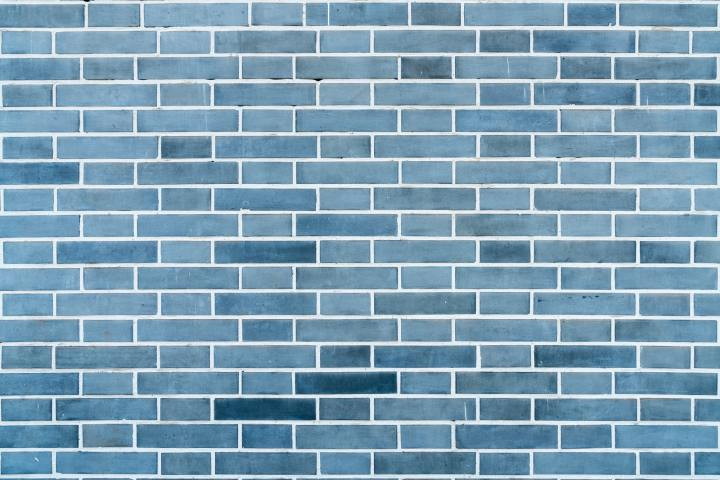 grey bricks wall