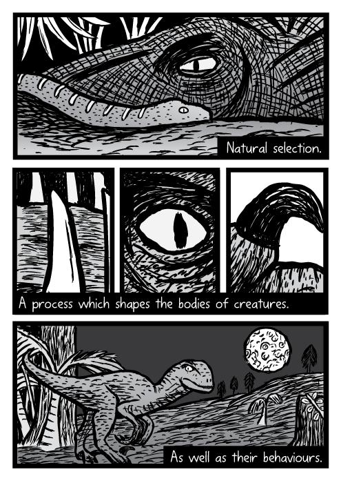 Supernormal stimuli comic - part 1