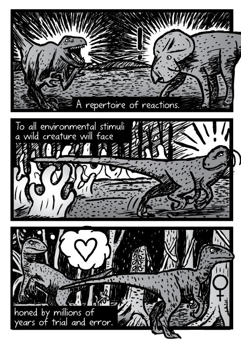 Supernormal stimuli comic - part 2