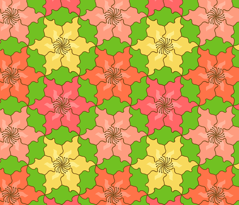 graphic relating to Tessellation Worksheets Printable referred to as Interesting Tessellation Templates. printable math worksheets