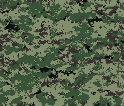 Russian Camo 6 Designs By Ricraynor