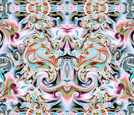 Sweet Cotton Candy Swirls