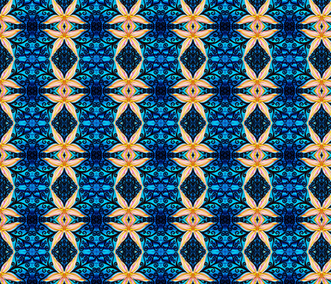 Debra  fabric by taylorsteele on Spoonflower - custom fabric
