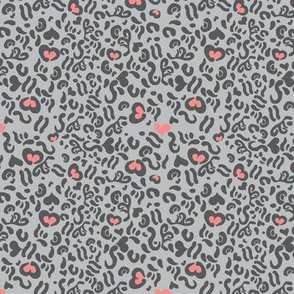 DE Love Leopard - pink-grey