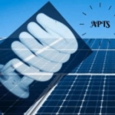 Afrinet Power logo