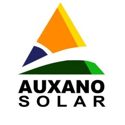 Auxano Solar logo