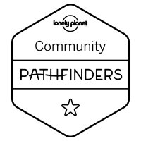 Lonely Planet Pathfinders badge image
