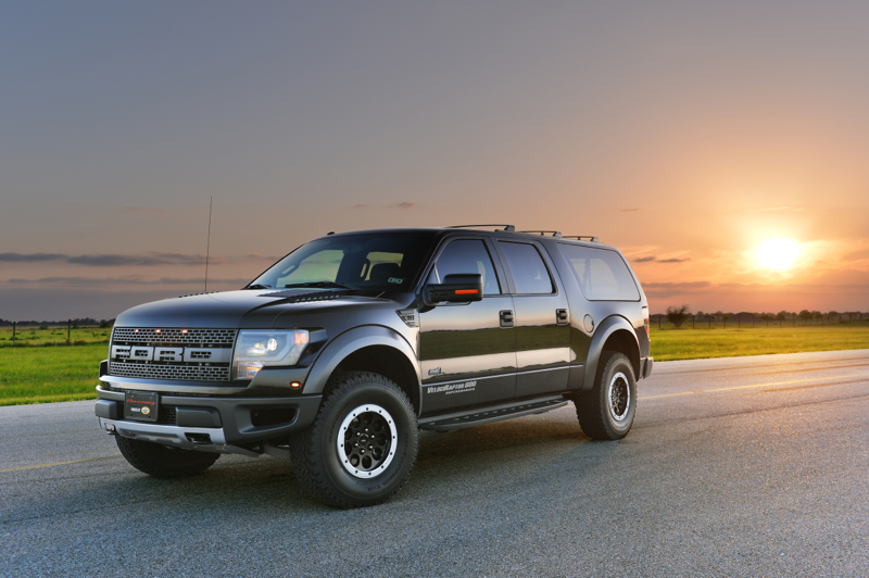 The VelociRaptor 600 Is What Happens When Hennessey Gets