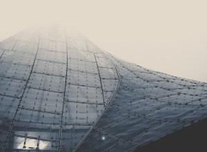 Edificios que parecen naves espaciales
