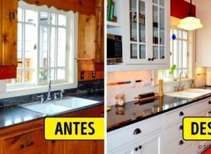 5 ideas para renovar tu cocina en un fin de semana