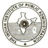 Junior Counselor Jobs in Delhi - Indian Institute of Public Administration