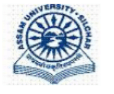 Guest Faculty Computer Science Jobs in Silchar - Assam University