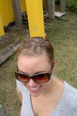 Stefanie's Hairdo