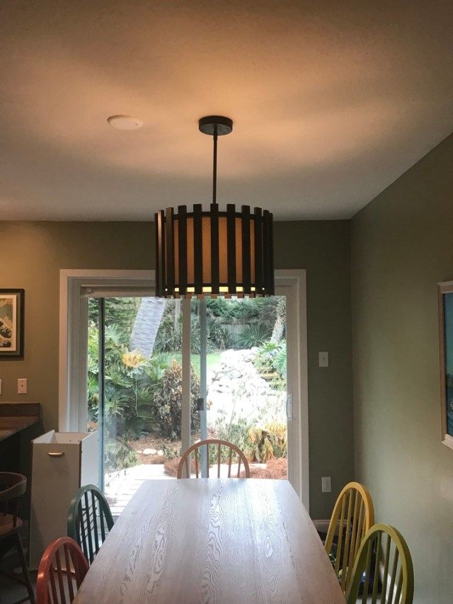 Metairie, LA - Electrical wiring and repair and install of new fixture and center light in kitchen in Metairie