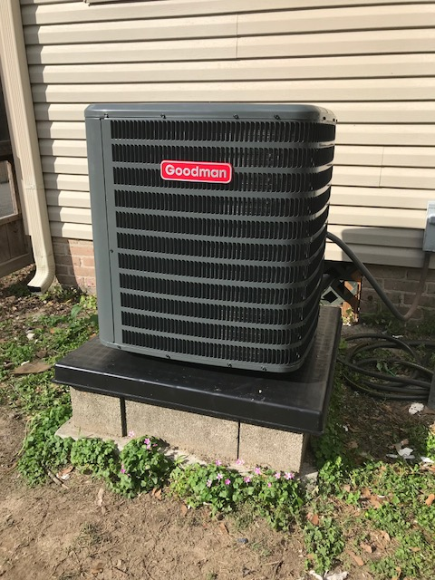 Jefferson, LA - Air condition and heating installation in Jefferson, La