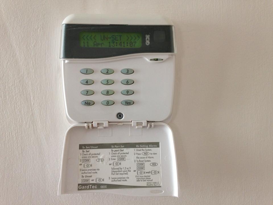 Wireless Alarm System Amazon