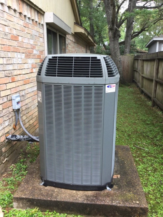 Seabrook, TX - Ac Tune up on Trane unit in Seabrook Tx