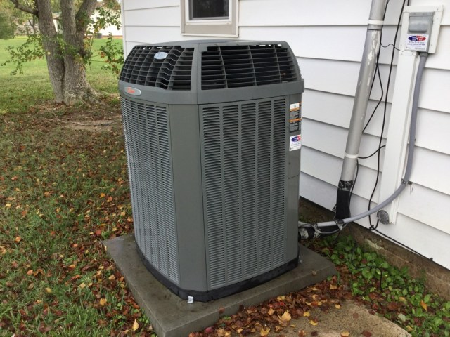 La Porte, TX - Performed biannual routine maintenance on full Trane system with electric heater and media filtration installed by Doctor Cool and Professor Heat.