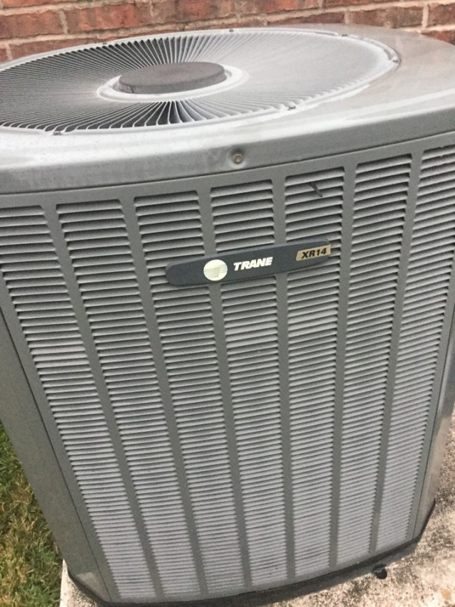 Hitchcock, TX - Tune up on Trane unit everything good now