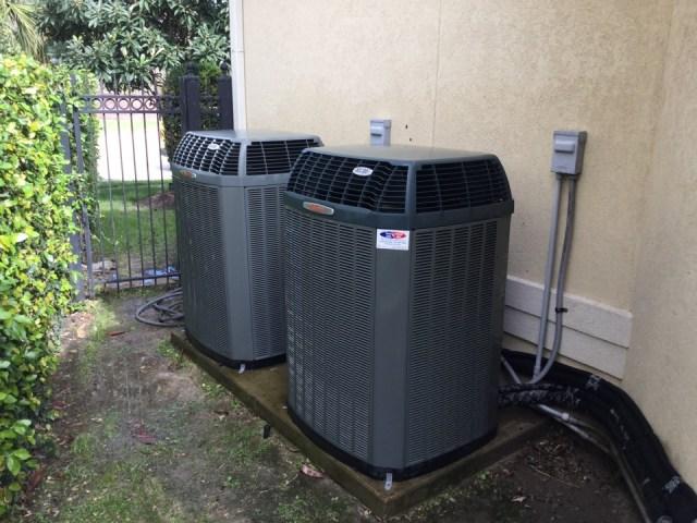 Kemah, TX - Trane Air Conditioner Check Up