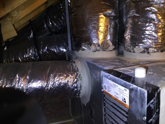 League City, TX - Currently working on a scheduled maintenance of a air conditioning unit. Looking at the, wiring, capacitors and relays as well as the control board. This could prevent a customer from calling in for a air-conditioner not cooling properly. Or water leaking from the air conditioner drain lines or attic. I'm looking at the drain lines for bacteria and sludge build up to avoid water leaks.
