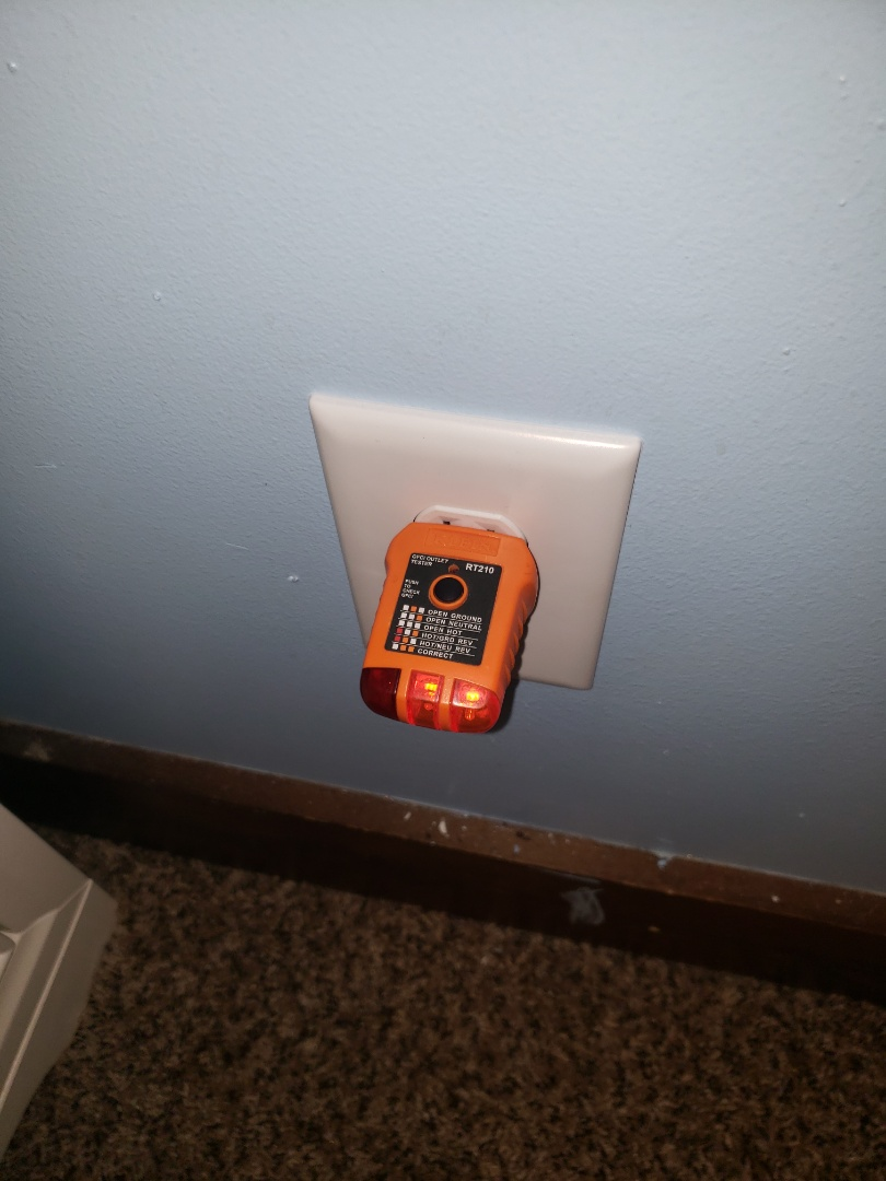 Wake Forest, NC - Fixing outlets and switches