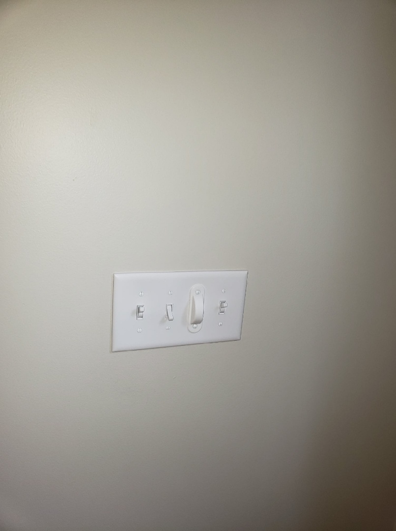 Cary, NC - Troubleshoot faulty light circuit