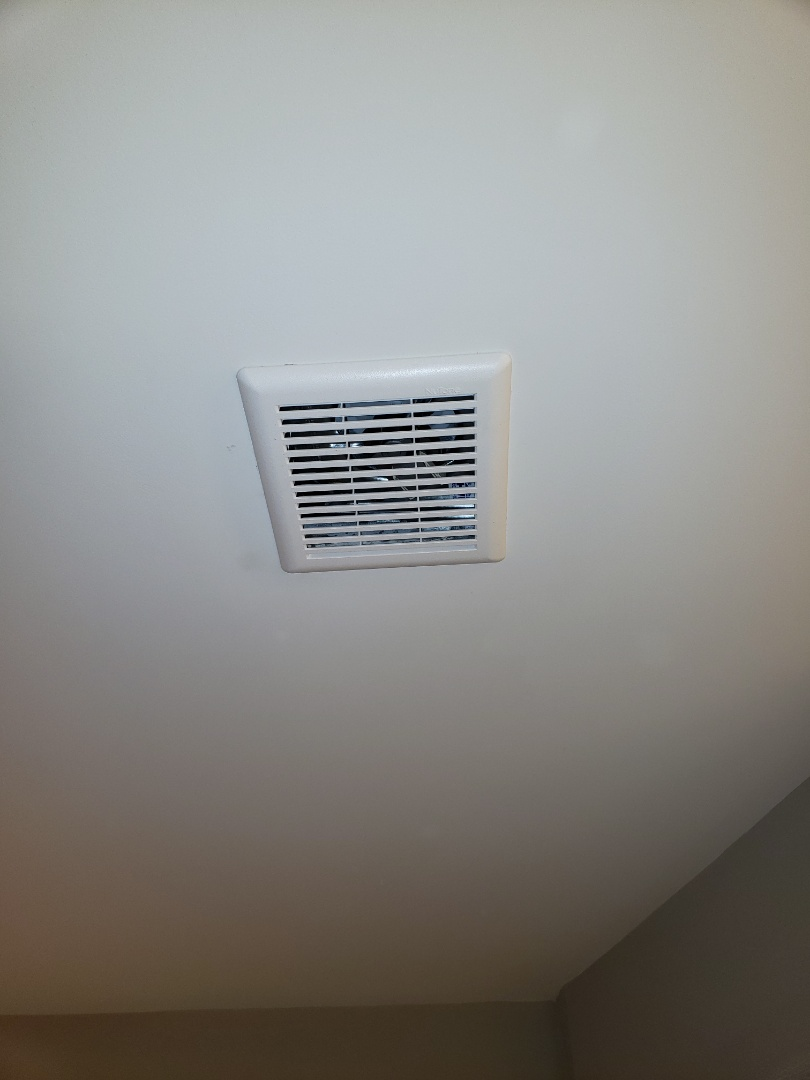 Raleigh, NC - Install new bathroom exhaust fan